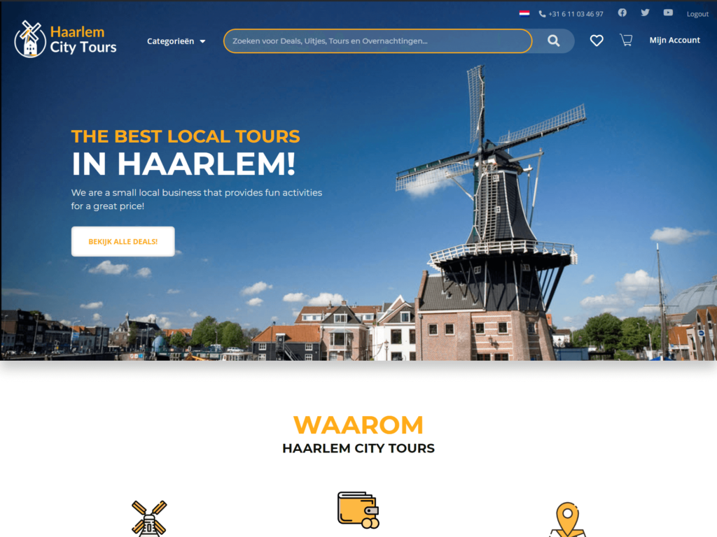 Haarlem City Tours
