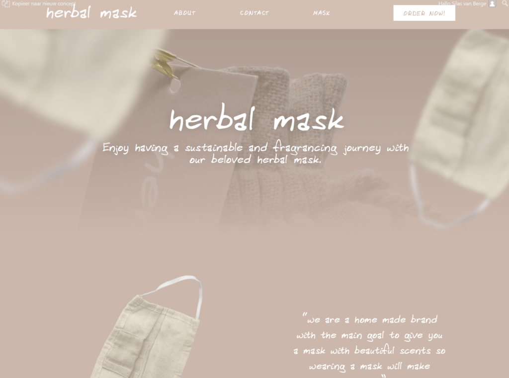 Herbal Masks